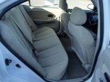 2003 Hyundai Elantra GLS Sedan Gray Interior