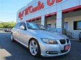 2010 Titanium Silver Metallic BMW 3 Series 335i Sedan #85309776