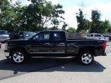 2014 Black Chevrolet Silverado 1500 LTZ Double Cab 4x4 #85310379