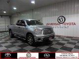 2013 Silver Sky Metallic Toyota Tundra Double Cab #85309768