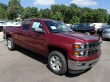 2014 Chevrolet Silverado 1500 LTZ Z71 Double Cab 4x4 Data, Info and Specs
