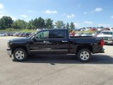 2014 Black Chevrolet Silverado 1500 LTZ Z71 Crew Cab 4x4 #85310375