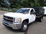 2013 Chevrolet Silverado 2500HD Work Truck Regular Cab 4x4 Stake Truck Data, Info and Specs