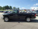 2013 Black Chevrolet Silverado 1500 LT Regular Cab 4x4 #85310368