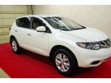 2012 Pearl White Nissan Murano S #85309865
