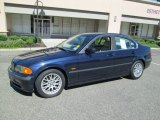 1999 Orient Blue Metallic BMW 3 Series 328i Sedan #85310275
