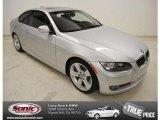 2010 Titanium Silver Metallic BMW 3 Series 335i Coupe #85310068