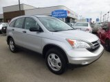 2011 Alabaster Silver Metallic Honda CR-V LX 4WD #85310353