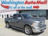 2011 Mineral Gray Metallic Dodge Ram 1500 Laramie Quad Cab 4x4 #85309855