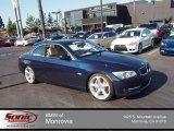 2011 Deep Sea Blue Metallic BMW 3 Series 335i Convertible #85310061