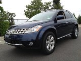 2007 Midnight Blue Pearl Nissan Murano SL AWD #85310264