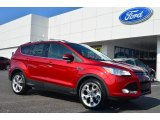 2014 Ruby Red Ford Escape Titanium 2.0L EcoBoost #85309940