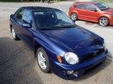2003 Subaru Impreza 2.5 RS Sedan Data, Info and Specs
