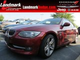 2011 Crimson Red BMW 3 Series 328i Coupe #85309934