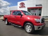2012 Barcelona Red Metallic Toyota Tundra TRD Double Cab 4x4 #85310322