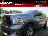 2012 Mineral Gray Metallic Dodge Ram 1500 Express Crew Cab #85309922