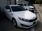 2013 Snow White Pearl Kia Optima LX #85310319