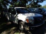 2011 Oxford White Ford F150 XL SuperCrew 4x4 #85309727