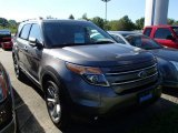 2013 Sterling Gray Metallic Ford Explorer Limited 4WD #85309724