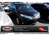 2011 Black Toyota Sienna Limited #85309654