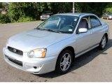 2004 Subaru Impreza 2.5 RS Sedan Data, Info and Specs