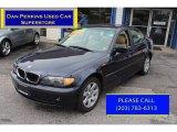 2003 Orient Blue Metallic BMW 3 Series 325xi Sedan #85309625