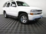 2005 Summit White Chevrolet Tahoe Z71 4x4 #85310142