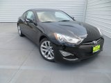 2013 Black Noir Pearl Hyundai Genesis Coupe 3.8 Grand Touring #85310026