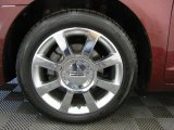 Lincoln Zephyr Wheels and Tires