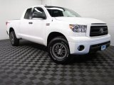 2012 Super White Toyota Tundra TRD Rock Warrior Double Cab 4x4 #85310138
