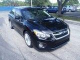 2012 Obsidian Black Pearl Subaru Impreza 2.0i Limited 4 Door #85356835