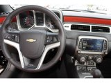 2014 Chevrolet Camaro SS/RS Coupe Dashboard