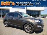 2013 Cabo Bronze Hyundai Santa Fe Sport AWD #85356717