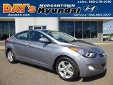 2013 Titanium Gray Metallic Hyundai Elantra GLS #85356716