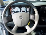 2007 Dodge Ram 3500 SLT Regular Cab Dually Steering Wheel