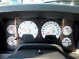 2007 Dodge Ram 3500 SLT Regular Cab Dually Gauges