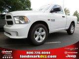 2014 Bright White Ram 1500 Express Regular Cab #85356286