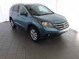 2014 Mountain Air Metallic Honda CR-V EX-L #85356085