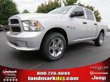 2014 Bright Silver Metallic Ram 1500 Express Crew Cab #85356283