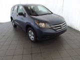 2013 Twilight Blue Metallic Honda CR-V LX #85356084