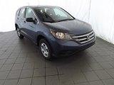 2013 Twilight Blue Metallic Honda CR-V LX #85356084