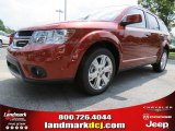 2014 Copper Pearl Dodge Journey Limited #85356281
