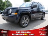 2014 True Blue Pearl Jeep Patriot Freedom Edition #85356270