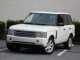 2007 Chawton White Land Rover Range Rover HSE #85356804