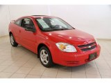 2007 Victory Red Chevrolet Cobalt LS Coupe #85356599