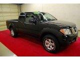 2013 Super Black Nissan Frontier SV King Cab #85356262