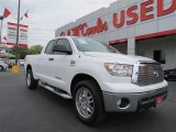 2011 Super White Toyota Tundra Texas Edition Double Cab #85356155