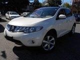 2010 Glacier White Pearl Nissan Murano SL AWD #85356793