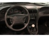 2002 Ford Mustang GT Convertible Dashboard