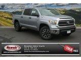 2014 Silver Sky Metallic Toyota Tundra SR5 TRD Crewmax 4x4 #85356050